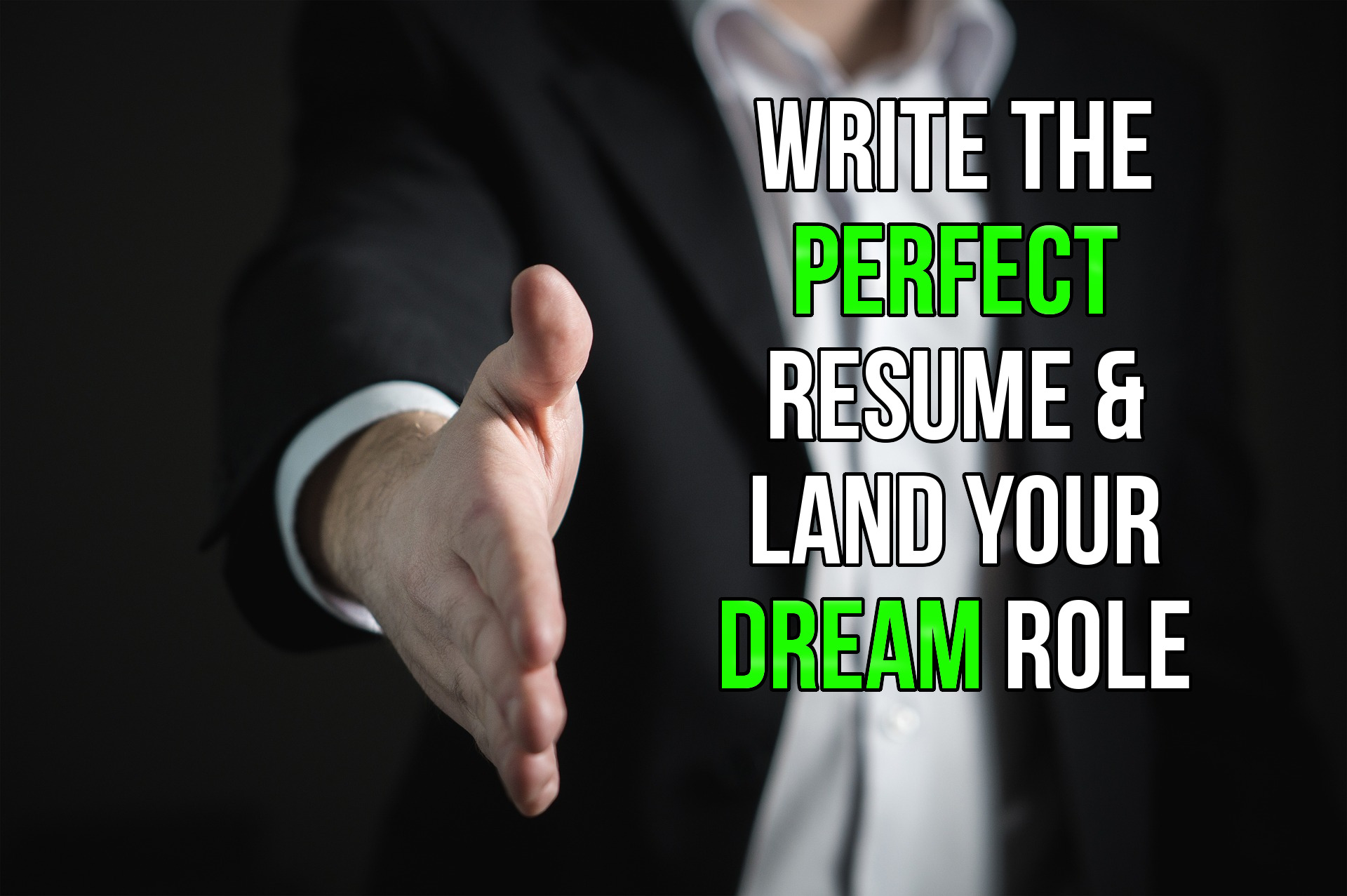 how to create the perfect resume for you life hacks