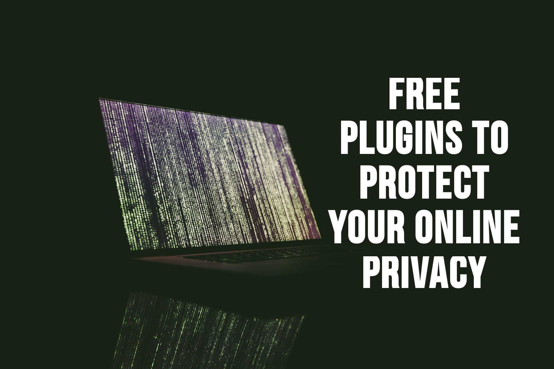 The government won't protect your internet privacy, so here's how to do it yourself